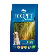 Ecopet Natural Adult Fish 2,5kg