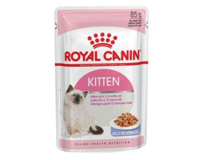 Royal Canin Feline Kitten Instinctive - kapsička mäso v želé pre mačiatka 85 g