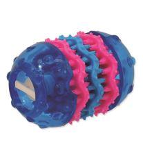 DOG FANTASY TPR Dental modrá 9,8 cm