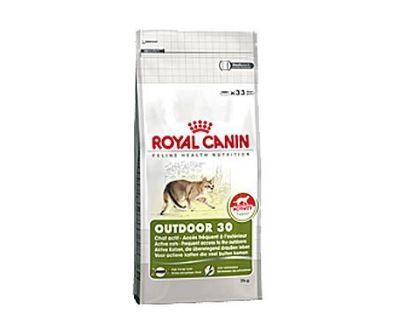 Royal Canin Feline Outdoor - pre dospelé mačky žijúce väčšinou vonku 400 g