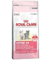 Royal Canin Feline Kitten - pre mačiatka od 4. mesiacov