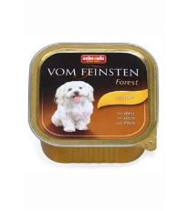 Animonda Vom Feinsten Forest Paštéta - králik pre psov 150 g