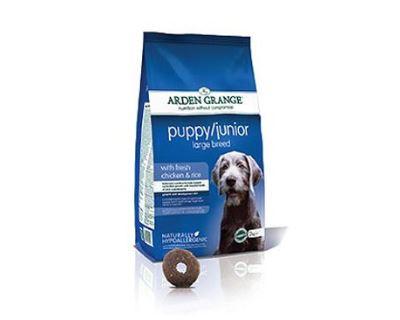 Arden Grange Puppy / Junior Large Breed 12 kg