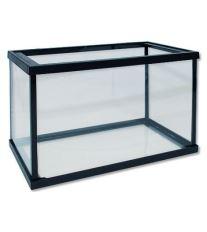 Ante akvárium s rámčekom sklenené bez výbavy