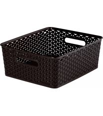 Curver úložný box, MY STYLE, hnědý, velikost M