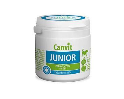 Canvit Junior - výživový doplnok pre šteňatá 100 g