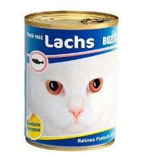 Bozita Cat konzerva s lososem 410g