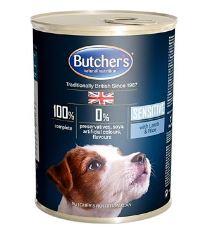 Butcher's Dog Functional Sensit jehně/rýže konz. 390g