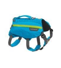 Ruffwear ruksak pro psy, Singletrak Pack, modrý, velikost S