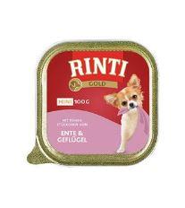 Rinti Gold vanička - kačica & hydina 100 g