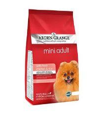Arden Grange Dog Adult Chicken Mini 2kg
