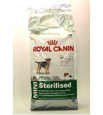Royal Canin Mini Sterilised - pre dospelé kastrované psy malých plemien 2 kg