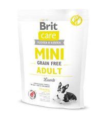 Brit Care Dog Mini Grain Free Adult Lamb 400g