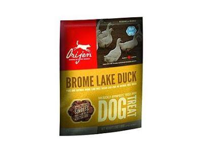Orijen Dog FD Brome Lake Duck - pochúťka sušené kačacie mäso