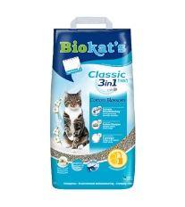 Podestýlka Biokat's Classic Cotton Blossom 10kg
