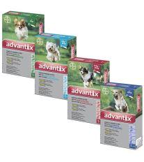 Advantix Antiparazitný pipeta pre psov