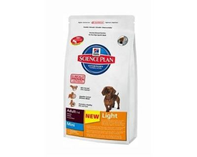 Hill´s Science Plan Canine Dry Adult Small Miniature Light