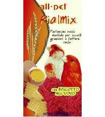 Krmivo pre Vtáky EGGFOOD red, vaječné s farbivom 1kg