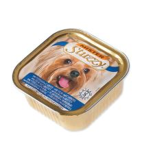 Vanička MISTER STUZZY Dog telecí + mrkev 150 g