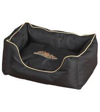 Snoozzzeee Xtreme pelech-sofa čierny, 68 cm
