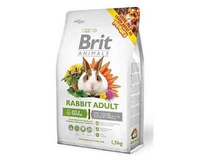 Brit Animals Rabbit Adult Complete