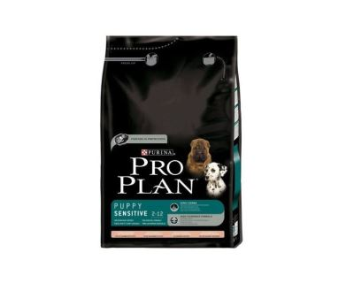 Pro Plan Puppy Small & Mini Sensitive Derma salmon