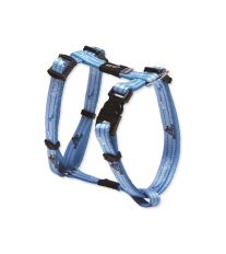 Postroj YoYo modrý 1,2x28-47cm