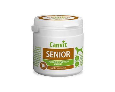 Canvit Senior - výživový doplnok pre psov nad 7 rokov 500 g