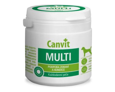 Canvit Multi - vitamínový doplnok pre šteňatá