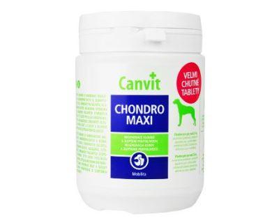 Canvit Chondro Maxi - kĺbová výživa pre psy 500 g
