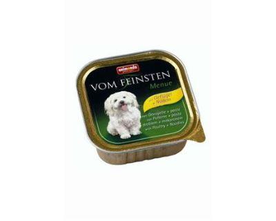 Animonda Vom Feinsten Menue Paštéta - jahňacie & obilniny pre psov 150 g