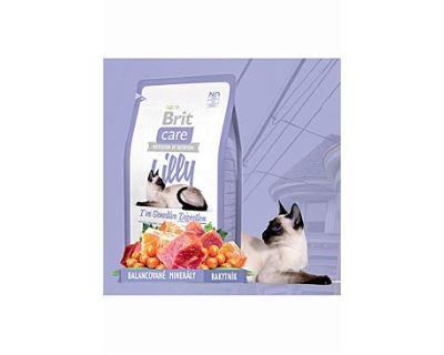 Brit Cat Lilly I`ve Sensitive Digestion - jahňacie & losos pre mačky s citlivým zažívaním 2 kg