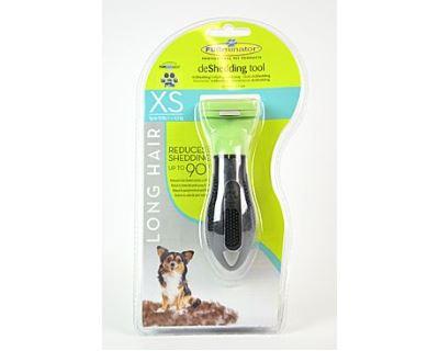 FURminator Toy hrebeň pre psy s dlhou srsťou