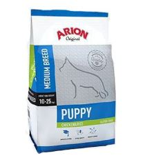 Arion Dog Original Puppy Medium Chicken Rice