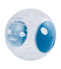 Koule pro hlodavce Argi - modrá - 12,5 cm