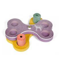 SmartDOG - interaktivní hračka Plexi Kost malá