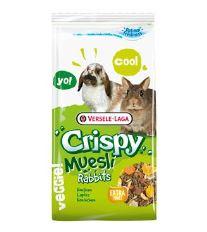 Krmivo Versele-LAGA Crispy Müsli pre králiky