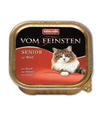 Animonda Vom Feinsten Senior Paštéta - hovädzie pre mačky od 7 rokov 100 g