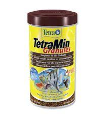 Tetra Min Granules jemne granulované krmivo pre ryby
