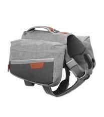 Ruffwear batoh pro psy, Commuter Pack, šedý, velikost M