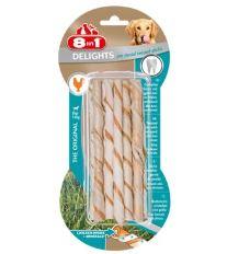 Tyčinka 8in1 Dental Delights kroucená žvýkací 55 g