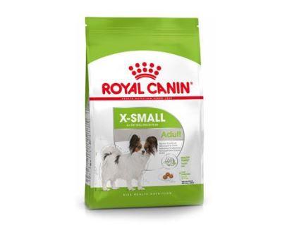 Royal Canin X-Small Adult - pre dospelé psy trpasličích plemien 500 g