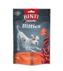 Rinti Extra Mini-Bits pochúťka - paradajka & tekvica 100 g