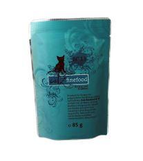 Catz Finefood No.13 Kapsička - sleď & krevety pre mačky 85 g