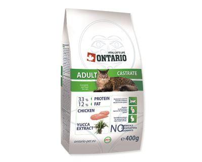 Ontario Adult Castrate - kuracie pre kastrované mačky