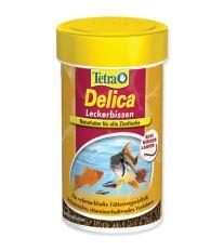 Tetra Delica Mucken Larven 100% červené komária larvy 100 ml