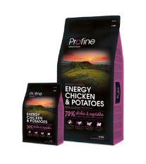 Profine NEW Dog Energy Chicken & Potatoes 15 kg