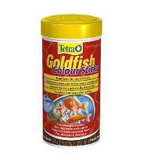 Tetra Goldfish Color granulované krmivo pre zlaté rybky