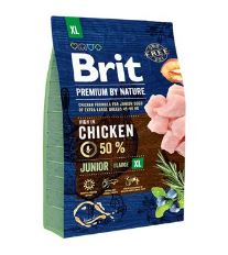 Brit Premium by Nature Dog Junior XL 3 kg
