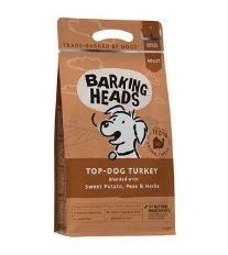 Barking Heads Turkey Delight Grain Free